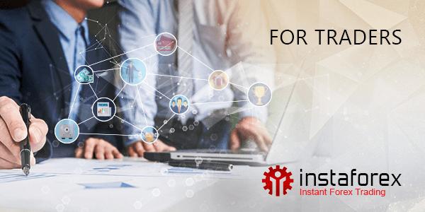 Bagaimana untuk menjadi pedagang dengan perkhidmatan InstaForex?