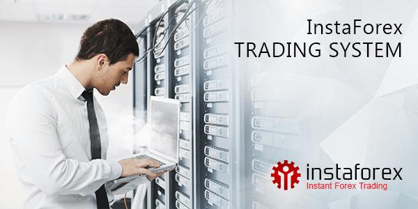 System der Handelsserver InstaForex