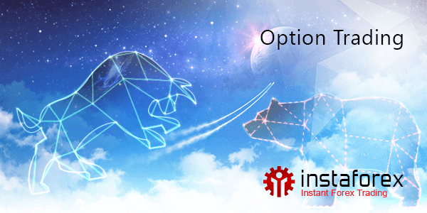 InstaForex Option Trade