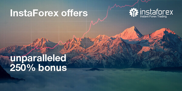 InstaForex-250% Tradable Deposit Bonus
