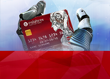 Tarjeta de débito  InstaForex Benecard