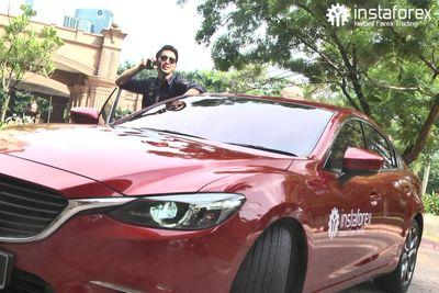 Mazda 6 untuk Malaysia dari InstaForex