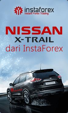 Nissan X-Trail for Malaysia dari InstaForex