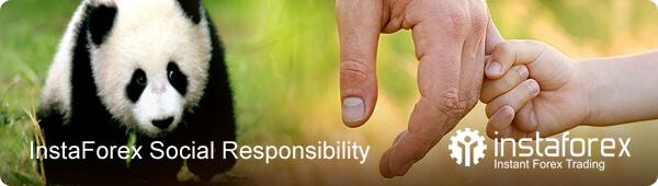 Социална отговорност на ИнстаФорекс