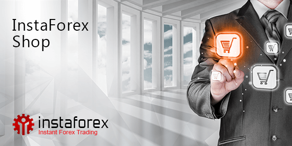 Shop für InstaForex Markenprodukte