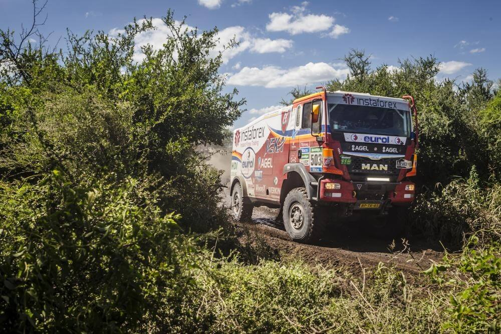 Dakar 2015: 12th stage
