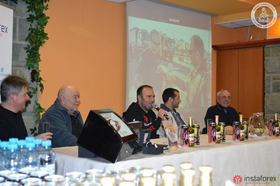 Press conference after Dakar 2015