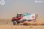 Второй тест-драйв в пустыне Африки
