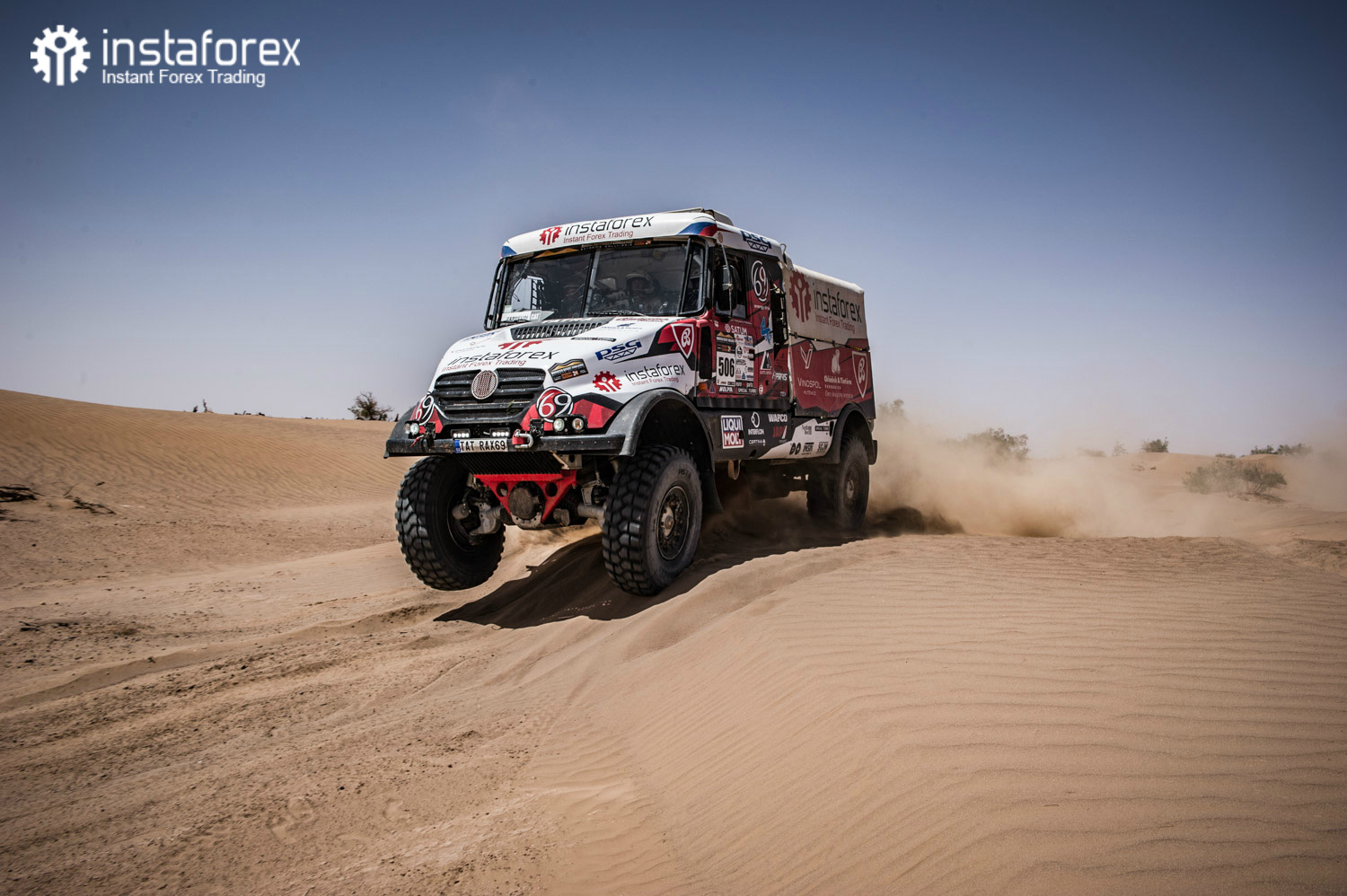 4nd stage Dakar 19