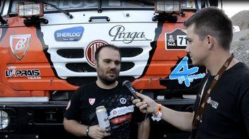 Dakar 2014 3rd stage
