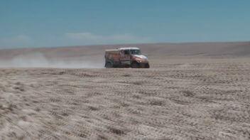Dakar 2014 9th stage