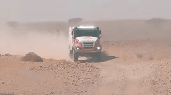 Rally in Marocco 2015