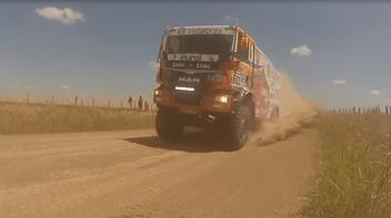 Дакар 2015: 1-ви етап
