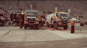 Dakar 2015: 2nd stage
