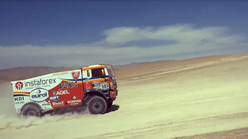 Dakar 2015: 7th stage