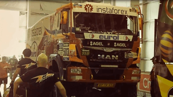 Dakar 2015 começa