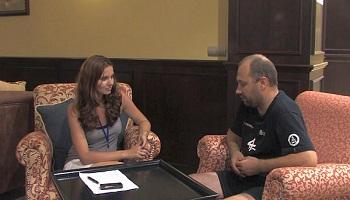 Phỏng vấn Ales Loprais sau cuộc đua
