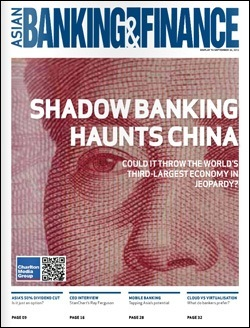 Revista Asian Banking & Finance, agosto de 2012