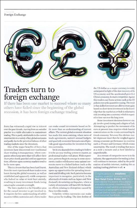 """Журнал """"European CEO"""" (Август-Сентябрь, 2011)"""