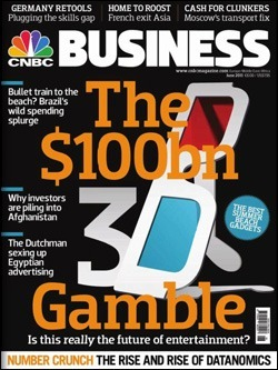 CNBC Business Magazine, June 2011