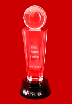 Best Forex Broker Asia Pacific 2013 by International Finance Magazine