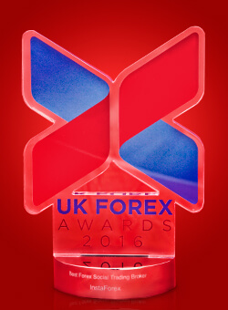 UK Forex Awards версияси бўйича Best Social Trading Broker 2016
