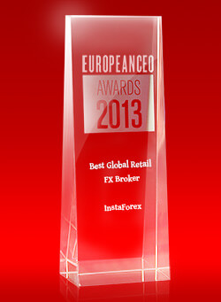 Best forex broker 2013 award