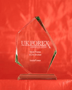 «Meilleur courtier ECN 2014» selon UK Forex Awards