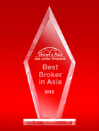 Best Forex Broker in Asia 2012 by ShowFx Asia