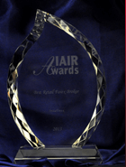 Beste Retail Forex Broker 2012 door IAIR awards