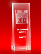 Best Global Retail Broker 2013 according to European CEO Awards