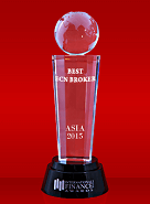 Best ECN Broker 2015 door International Finance Magazine