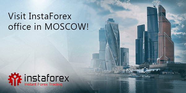 InstaForex office in Moscow