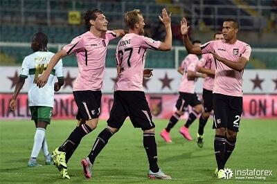 InstaForex je bio zvanični partner US Citta di Palermo od 2015. do 2017.