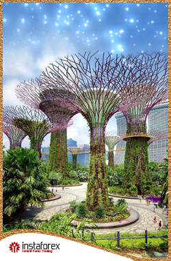 InstaForex Partner dan IB Summit di Singapura