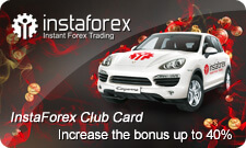 Carta club InstaForex