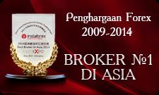 Broker Terbaik di Asia