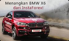 BMW X6 dari InstaForex