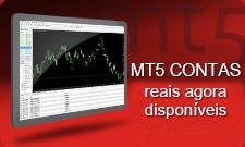MT5 stvarni računi