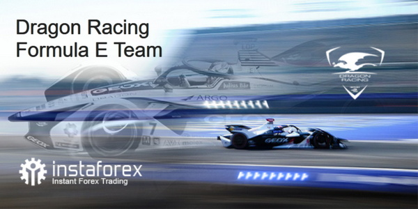 InstaForex - parceira oficial da Dragon Racing