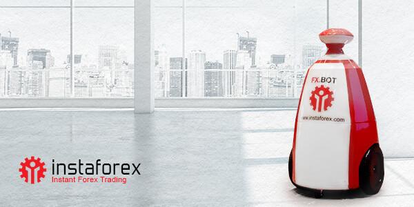 Fx Bot - il droid del futuro della compagnia InstaForex