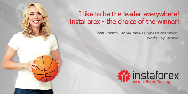 Will to win – this is what Ilona Korstin and InstaForex have in common!