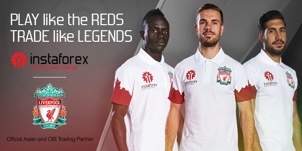 Liverpool Football Club werd InstaForex partner