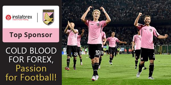 Palermo football club - nuovo partner InstaForex