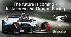 InstaForex - official partner of Dragon Racing