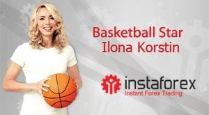 Ilona Korstin es la imagen de la Compañía InstaForex