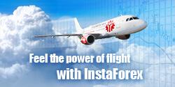 ¡Toque el cielo con InstaForex!