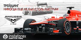 InstaForeks va Marussia F1 jamoasi bilan maksimal tezlikka erish