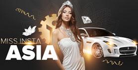 Конкурс краси Miss Insta Asia 2017