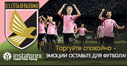 ФК «Палермо» — новый партнер ИнстаФорекс